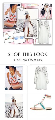 """""""II - 20. Stayingsummer style"""" by selmica11 ❤ liked on Polyvore featuring stayingsummer"""