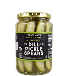 """How cam'st thou in this pickle?"" ~Alonso in The Tempest by William Shakespeare   How did we get in this pickle? We've always been into pickling. From Trader Joe's French Cornichons on our..."
