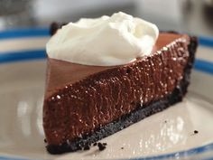 """""""This pie is delicious. I have been making it for over 25 years. Garnish each slice with whipped topping and chopped walnuts if you like."""""""