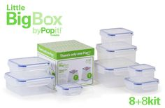 $20 amazon pop it's Tupperware boa free
