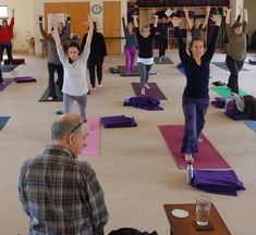 What is Viniyoga? Part One: Repetition and Stay Ski Vacation, Yoga Teacher Training, Lunges