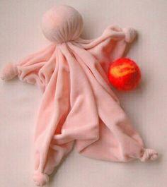 Muñeco para bebe
