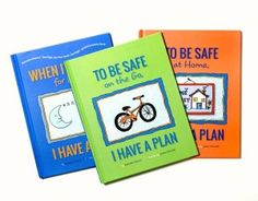 Teach your kids how to thrive through life's challenges and celebrations with Little Blueprint: I Have a Plan Books. These books can even be personalized with photos, names, etc.