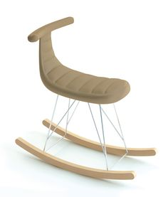 Voso-voso 3 Multifunctional Rocking Chair