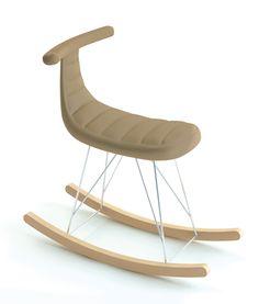 Voso-voso 3 Multifunctional Rocking Chair
