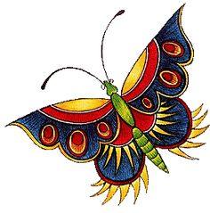 Коллекция картинок: Бабочки клипарт