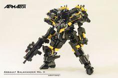 Assault Salamander MK. II