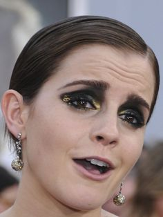 Emma Watson at Deathly Hallows Premiere in NYC