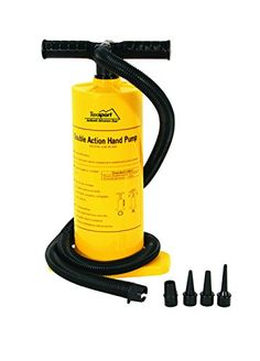 Texsport Double Action Hand Pump for Air Mattress ** Read more  at the image link. Note:It is Affiliate Link to Amazon.