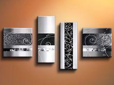 BUTTNER-Tableau-Abstrait-Peinture-Contemporain-XXL-ART - #BUTTNERTableauAbstraitPeintureContemporainXXLART Contemporary Art Daily, Modern Art, Modern Wall Decor, Wall Art Decor, Metal Art, Wood Art, Arte Country, Abstract Canvas Art, Assemblage Art