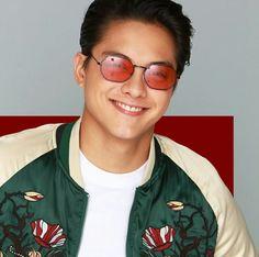 Round Sunglasses, Mens Sunglasses, Daniel Johns, John Ford, Daniel Padilla, King Of Hearts, Queen, Best Couple, Justice League