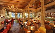 Café Ocaña. Plaça Reial. #Barcelona. Foto Google Maps