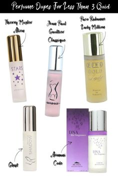 5 Super Affordable Perfume Dupes For Less Than 3 Eyeshadow Dupes, Makeup Dupes, Best Perfume, Perfume Oils, Paco Rabanne Lady Million, Expensive Perfume, Celebrity Perfume, Hermes Perfume, Fragrance