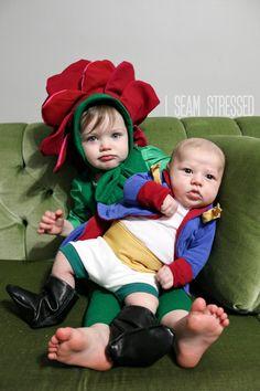 Adorable Le Petit Prince costumes!