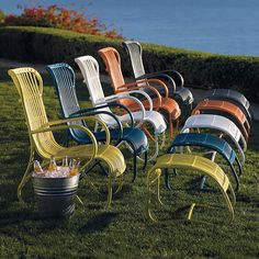 Rizza Outdoor Seating Collection