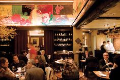 Gramercy Tavern, one of my all-time favorite restaurants in NYC.