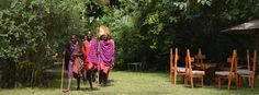 The camp's unique location was amongst the very first in the Maasai Mara discovered by the pioneers for safari trails and research in Wildlife. Only a few Camps can boast that they have witnessed communities literally growing up around them with rich maasai culture.