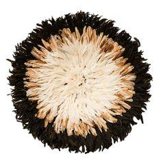 feather headress wall art decorative objects