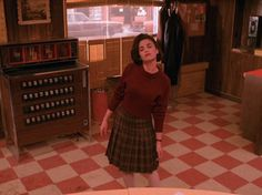 The Nancy Wilde Experience: Style Icon: Audrey Horne