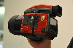Hasselblad intros Ferrari-branded H4D camera, refuses to talk pricing (hands-on) engadget.com