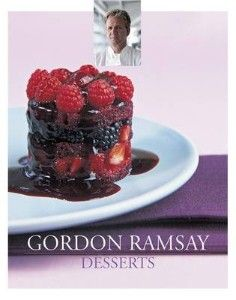 This would be a gift that keeps on giving...cause you know I would totally bake stuff :P - Desserts by Gordon Ramsay review & a recipe