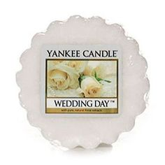Yankee Candle Wosk Wedding Day #yankeecandleswedding