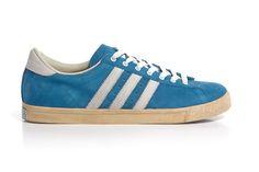 #Menswear #Shoes #Sneakers - adidas Originals 2012 Fall Greenstar Vintage Blue