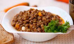 1 морков 3. 1 глава лук 4. 8-10 скилидки чесън 5. ¼ глава целина (около 100 грама), ако е по-голяма, или  ½ ако е малка 6. 1 домат, или ...