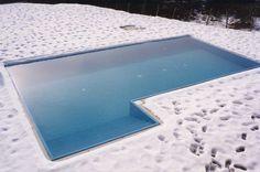3 motivi per regalarsi una piscina quando fa freddo!