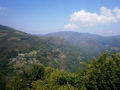 Piornedo en Galicia