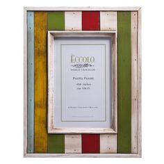 Positano Photo Frames, multi color vertical stripe 4x6 Ec... http://www.amazon.com/dp/B004SB1NWG/ref=cm_sw_r_pi_dp_8NWvxb15GE37N