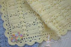 Crochet cover with petals Camilla's balls Baby Patterns, Crochet Patterns, Sunburst Granny Square, Camilla, Baby E, Baby Blanket Crochet, Crochet Stitches, Free Crochet, Knitting