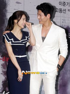 Two Weeks costars Ryu Soo Young and Park Ha Sun are dating in real life!