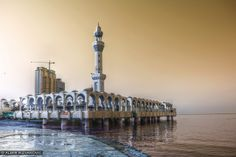 Floating Mosque (Al Rahma Mosque) in Jeddah