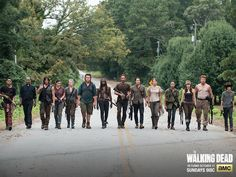 AMC Debuts New 'The Walking Dead' Season 6 Promos After 'Fear the ...