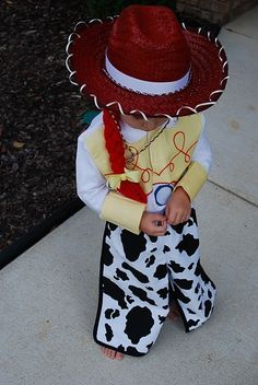 10 Kids DIY Disney Costumes for Halloween - Doing Disney / I'm definitely doing this for my kids! pin now.. do it later