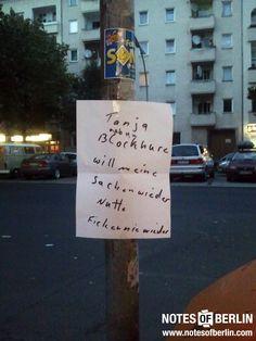 Schönstedtstraße | #Neukölln // Mehr #NOTES findet ihr auf www.notesofberlin.com