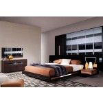 $2,210.00 VIG Furniture - Salento Contemporary Floating Modern Bed Set With Lights - VGWCSF-B02