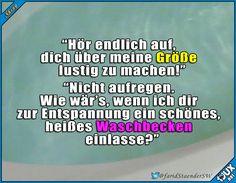 Das spart Wasser! #lustigeTweets #Spruchbilder #Humor #Sprueche #lachen