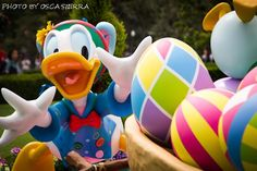 Disney EasterWonderland at Tokyo Disneyland.