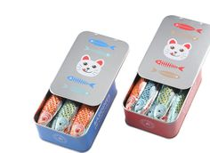 Jeff de Bruges – Vente en ligne de chocolats et de dragées : Boîte de sardines120 g