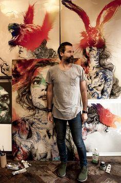 ♪ Artista Gabriel Moreno