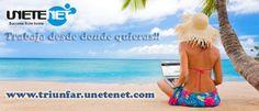 Unetenet. Su negocio de Marketing Online en Casa.