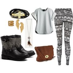 """""""Semana do Rock"""" by cris-rodrigues on Polyvore"""