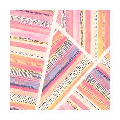 Magic Carpet Ride Wall Art Prints by Melissa Marcarelli | Minted