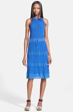 M Missoni Cutaway Knit Dress