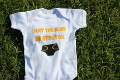 May the Fluff Be With You – Available with Free Shipping at The Mushy Mommy