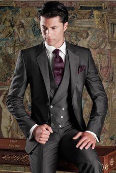 Vestiti da Sposo su Ottavio Nuccio Gala (Gentleman 882), linea gentleman, abito classico