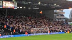 Great away support for Sheffield Wednesday in the Championship,who rewarded their 3,290 travelling fans with a 1-0 win at Fulham