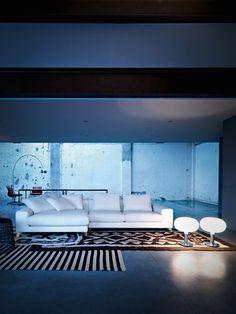 Take it easy by Busnelli   Modular sofa systems